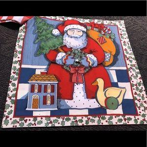 Christmas Santa placemats - NEW
